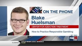 Counselor Blake Huelsman on Super Bowl betting